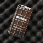 Guitarra baja del vintage funda de iPhone 6 tough