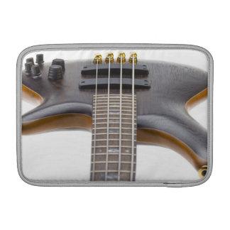 Guitarra baja eléctrica funda  MacBook
