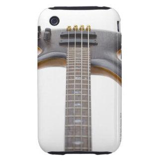 Guitarra baja eléctrica funda though para iPhone 3