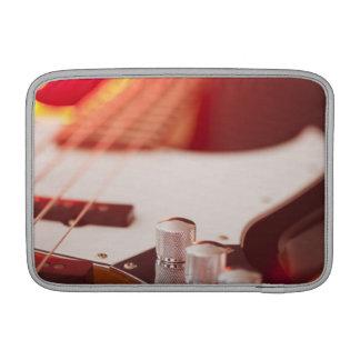 Guitarra baja funda  MacBook