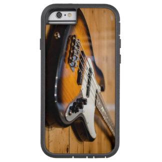 Guitarra baja funda para  iPhone 6 tough xtreme