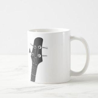 Guitarra baja taza