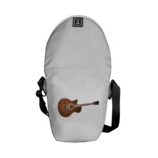 Guitarra Bolsa De Mensajería