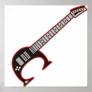 Guitarra C Póster