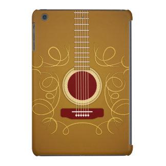 Guitarra clásica acústica funda de iPad mini