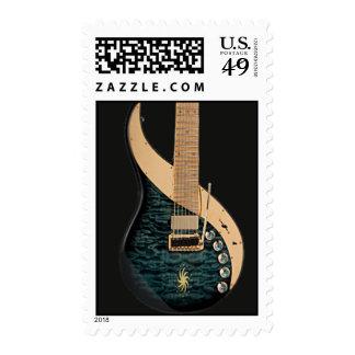 guitarra de encargo sello