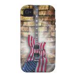 Guitarra de la bandera americana de Gibson