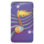 Guitarra de la nota de la fruta Case-Mate iPod touch cobertura