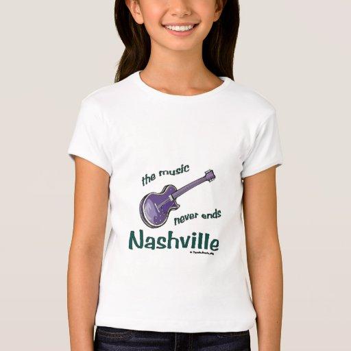 Guitarra de Nashville Camisas