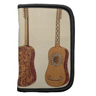 """Guitarra de Rizzio, de los """"instrumentos musicales Organizadores"""