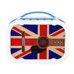 Guitarra de Union Jack