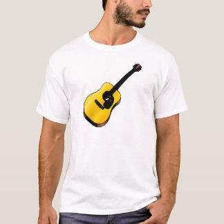 Guitarra del arte pop playera