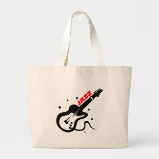 Guitarra del jazz bolsas