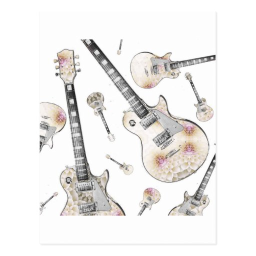 Guitarra eléctrica 08.jpg postal