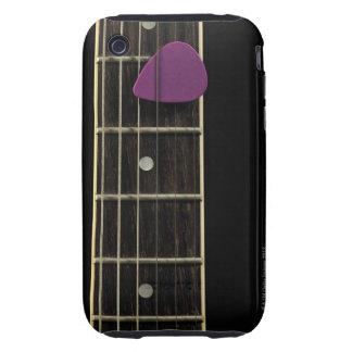 Guitarra eléctrica 10 carcasa though para iPhone 3
