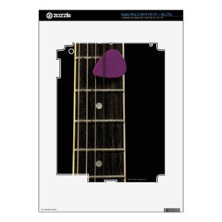 Guitarra eléctrica 10 pegatina skin para iPad 3