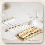 Guitarra eléctrica 11 posavasos de bebida