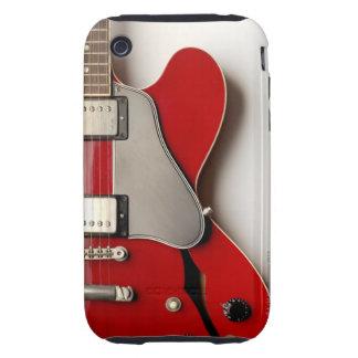 Guitarra eléctrica 12 carcasa though para iPhone 3
