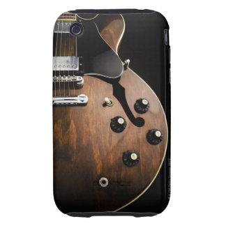 Guitarra eléctrica 3 carcasa though para iPhone 3