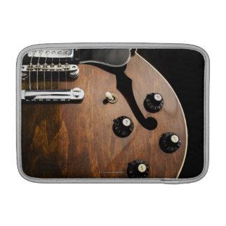 Guitarra eléctrica 3 fundas macbook air