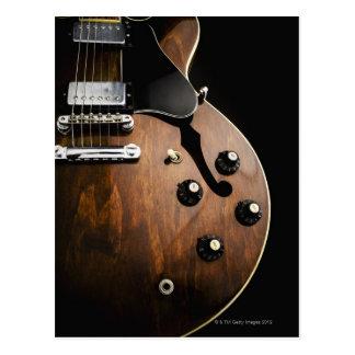 Guitarra eléctrica 3 postales