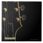 Guitarra eléctrica 5 azulejo cuadrado grande