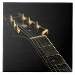 Guitarra eléctrica 7 azulejo cuadrado grande