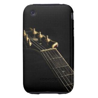 Guitarra eléctrica 7 funda resistente para iPhone 3