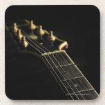 Guitarra eléctrica 7 posavaso