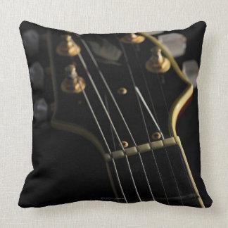 Guitarra eléctrica 8 cojín decorativo
