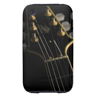 Guitarra eléctrica 8 funda though para iPhone 3