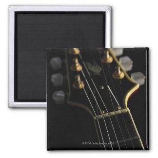 Guitarra eléctrica 8 imán cuadrado