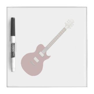 guitarra eléctrica burgundy.png pizarras blancas