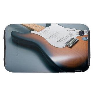 Guitarra eléctrica carcasa resistente para iPhone