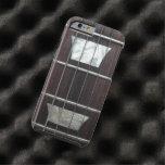 Guitarra eléctrica del vintage funda de iPhone 6 tough