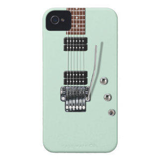 Guitarra eléctrica iPhone 4 Case-Mate cárcasas