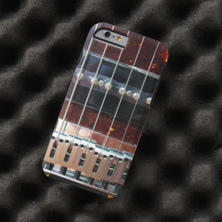 Guitarra eléctrica funda de iPhone 6 tough