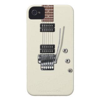 Guitarra eléctrica Case-Mate iPhone 4 coberturas
