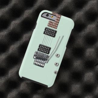 Guitarra eléctrica funda para iPhone 6 tough