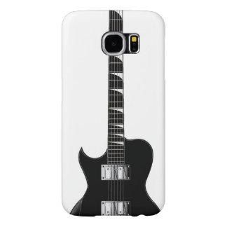 Guitarra eléctrica funda samsung galaxy s6