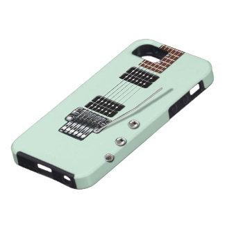 Guitarra eléctrica iPhone 5 carcasa