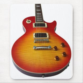 Guitarra eléctrica Mousepad
