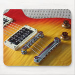 Guitarra eléctrica Mousepad Tapetes De Ratones