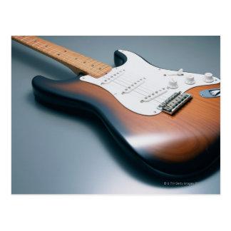 Guitarra eléctrica postal