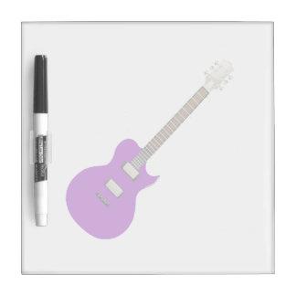 guitarra eléctrica purple.png pizarras blancas de calidad