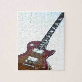 Guitarra eléctrica puzzles