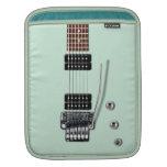 Guitarra eléctrica Seafoam Fundas Para iPads