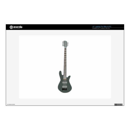 Guitarra eléctrica skins para portátiles