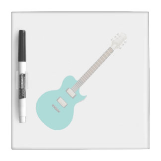 guitarra eléctrica teal.png tableros blancos