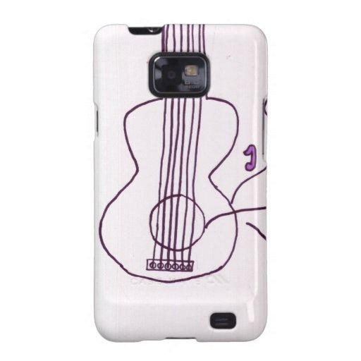 Guitarra Galaxy SII Carcasa